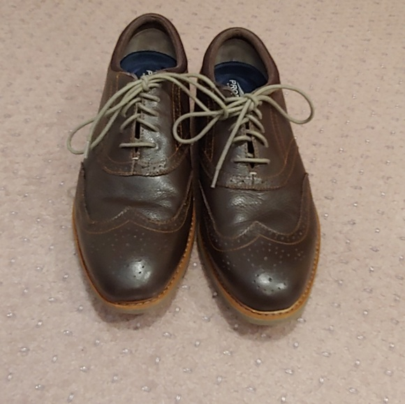 Bass Shoes   Propel Wingtip Classic